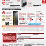 Desktop PC Features Q190, H30-50 Features, Notebooks, Desktops Warranty