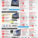 Desktop PCs C260 57332063, C560 57330594, C40-30 F0B400GMST, 57328500, B50-30 F0AU00F0ST, F0AU00EYST, A540 Touch F0A003MST, A740 Touch F0AM0060ST