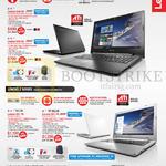 Notebooks G40-80 80E400K9SB, 80E400MRSB, 80E400K4SB, 80E400TRSB, Z51-70 80K60053SB, 80K600U4SB