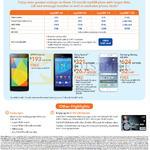MySIM, OPPO Neo 5s, Sony Xperia M4 Aqua, Samsung Galaxy A8, Citi Rebate, Lucky Spin