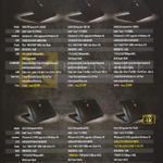 MSI Notebooks GE602PE Apache Pro-846SG, GE60 2QD Apache-1001SG, GE60 2QE Apache Pro-1000SG, GE62 2QD Apache-009SG, GE62 2QE Apache-069SG, GE62 2QF Apache Pro-214SG