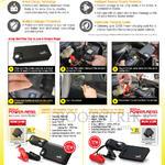 Maka GPS Power ResQ Multi-Function Jump Starter