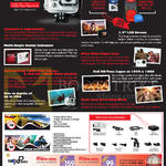 Maka GPS Prestige 100 Action Cam Features, Accessories, MaxPower Power RESQ Jump Starter