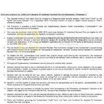 TnCs 0 Percent Instalment Payment Plan