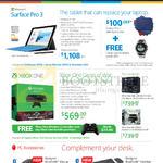 Surface Pro 3, Xbox One, PC Accessories, Designer Bluetooth Mouse, Designer Bluetooth Desktop