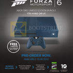 Xbox One, Forza Motorsport 6, Xbox One Limited Edition Bundle