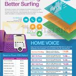 Home Voice Plans