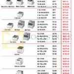 Printer Toners B412dn, B432dn, MB472dnw, MB492dn, C301dn, MC362, MC562, C510dn, MC562, C610n, C810n, C830n, C831n
