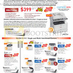 Printers LED MB472dnw, MB492dn, B412dn, B432dn, B820n, B840dn