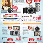 Digital Cameras OM-D E-M10, Pen E-PL6, Pen E-PL7