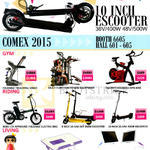 E Scooter, Fitness Equipments, Electric Bike, Phone, Card Holder, Laptop Table, Smart Phone, Tablet Holder