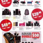 Speakers, Mouse Bundle, Ego 3Nity, Sonicblue Rugby, Pandora 3R, Micro, THOR 500, EVE 3 PRO, CITI Trip, TZLA Magnum 15000, Pandora 7, Titan 5, Evo 5 Pro