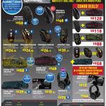 Gaming Keyboard, Mouse, Headset, PMG9802L Xanthinus, PMG9801L Hesperus, PKGM-9101 Velifer, POG1002S Ventralis