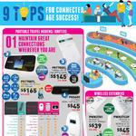 Portable Travel Modems, Routers, Wireless Extenders, PRT7007L, PRT7005L, PHS600, PRT7006HL, PWN3701, PWN3702P, PWC3703