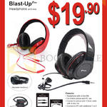 Headphone Blast Up Pro