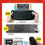 Wireless Keyboards Handy, 419, Palmtop