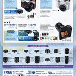 Digital Cameras NX500, NX3300, NX1, NX Lenses