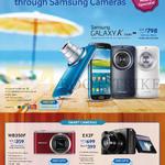 Digital Cameras, WB350F, EX2F