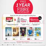 TV Free 1 Year Fibre Broadband