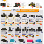 Sonicgear Speakers Bluetooth Morro 1, Quatro 2,V, Evo 5, 3 Pro, Ego 3 Nity SDU, Morro 2, Minidock 1, BTMI, AirDock SE, Titan 5, 7, Theatre 7, Sonicblue Rugby, Pandora Micro, Mini, 3R, 7