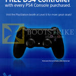 Free DS4 Controller With Every PS4 Console Purchase