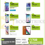 HomeHub Go, Samsung Galaxy Note 5, S6 Edge, S6 4G, HomeHub Go 500
