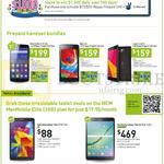 Mobile Prepaid, Huawei Honor 3C Lite, Oppo Joy, Leagoo Lead 5, Samsung Galaxy Tab 4 7.0 4G, Galaxy Tab S2 8.0, MaxMobile Elite (2GB)