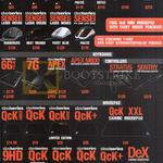 Mouse, Keyboards, Mousepads, Kinzu V3, Kana V2, Rival, Sensei, 6G V2, 7G, Apex, Apex M800, Stratus, Sentry, QCK Mini, Mass, Plus, 9HD, Dex