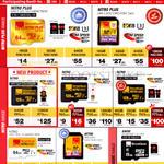 Memory Cards Nitro Plus, Nitro, Basic 16GB, 32GB, 64GB, 128GB