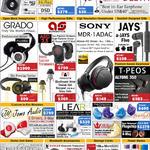 Treoo.com Earphones, Headphones, IEMs, In-Ear Monitors, Storage Cards, Power Banks, Audio Player, Brainwavz, Grado, Aurisonics, Sony, Jays, T-Peos, Lear, Jomo Audio