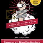 Fibre Broadband 2Gbps 65.00, 1Gbps 50.00