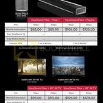 Fibre Broadband Sonos Play, Playbar, Samsung 4K TV