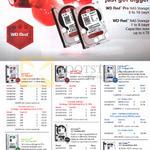 NAS Storage Red Pro, Red, Blue, SSHD, Purple Surveillance, Black Desktop, Green Desktop