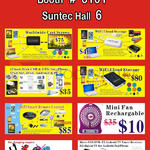 Accessories Cast Screen, Wifi Cloud Storage, Mini Fan, Smart Remote Control