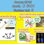 Accessories Selfie Stick, USB Light, USB Mini Fan
