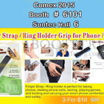 Finger Strap, Ring Holder Grip For Phone, Tablet