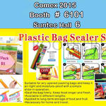 Plastic Bag Sealer Stick