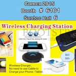 WCS Wireless Charging Station