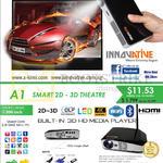 Innovative A1 HD Media Player