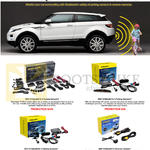 ZMC Steelmate Parking Assist Systems, Reverse Camera, Parking Sensors