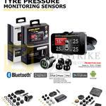 ZMC Steelmate Tyre Pressure Monitoring Sensors TP-77, TP-S1, TP-05