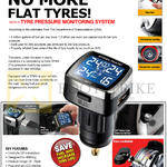 ZMC Steelmate Tyre Pressure Monitoring System Features