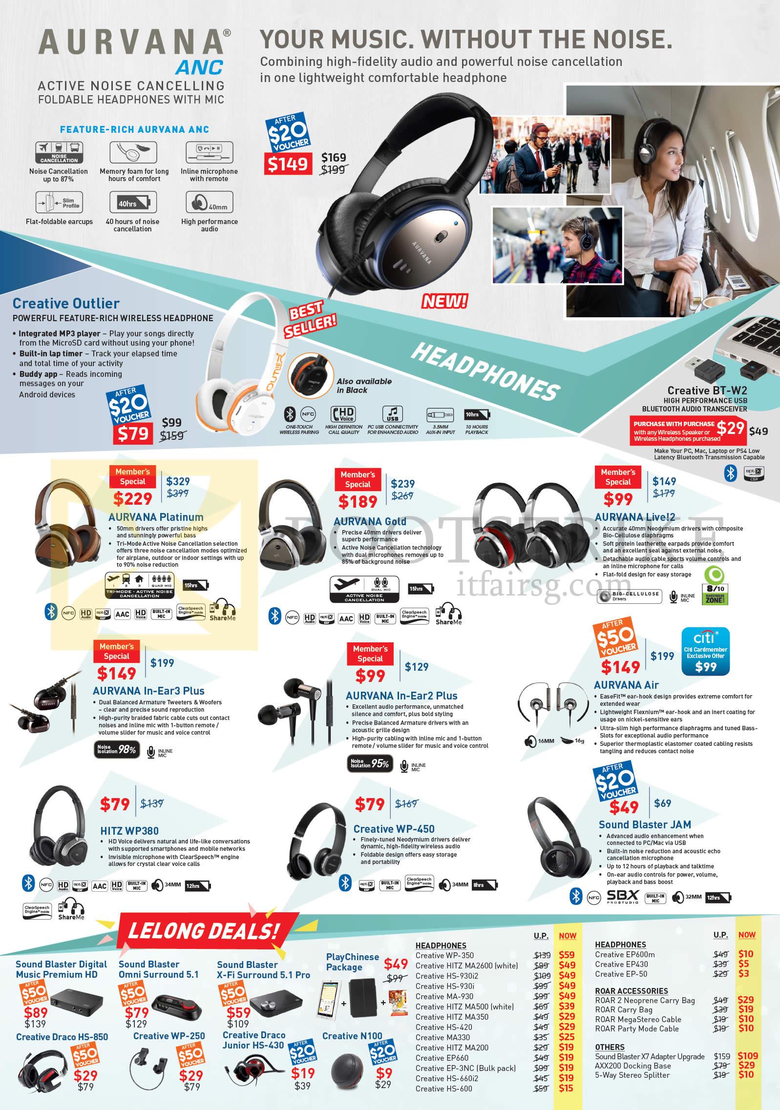 Creative aurvana live headphones review uk dating 6