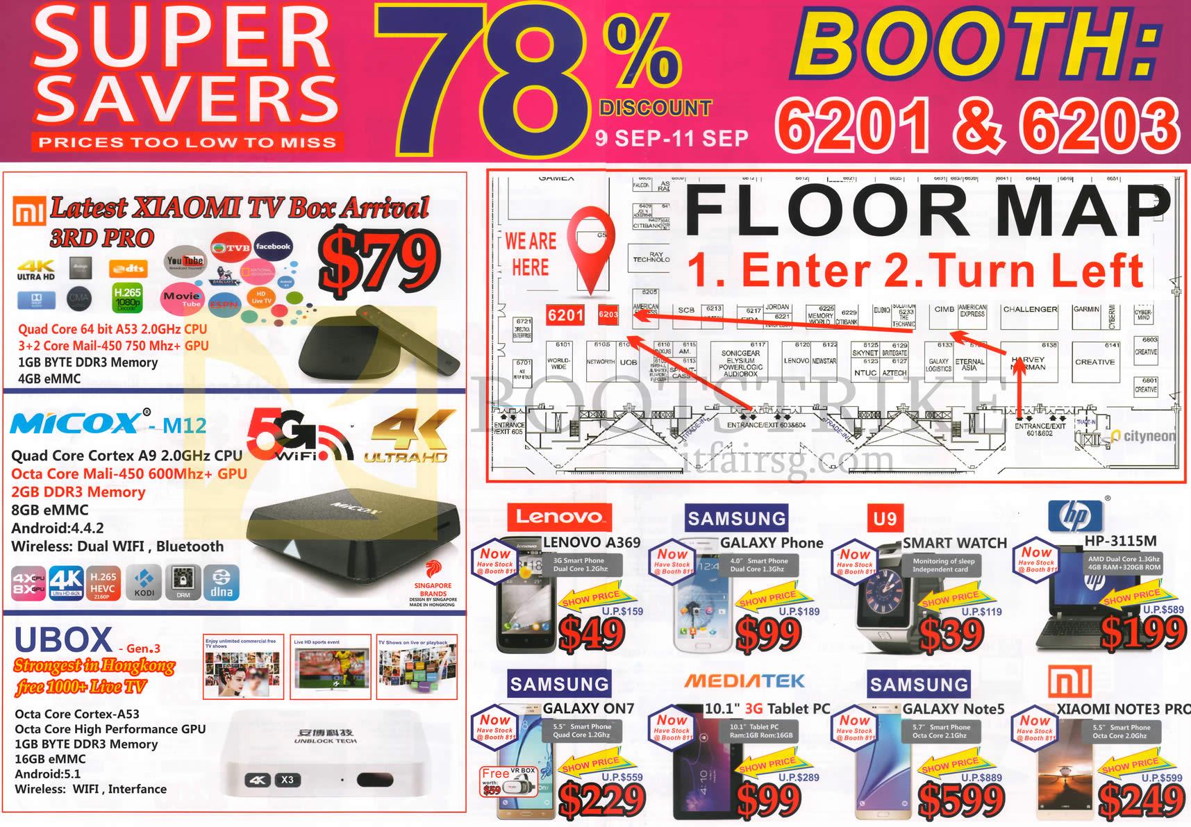 J2 TV Box, Memory, Live TV, Mobile Phones, Tablets, Smart
