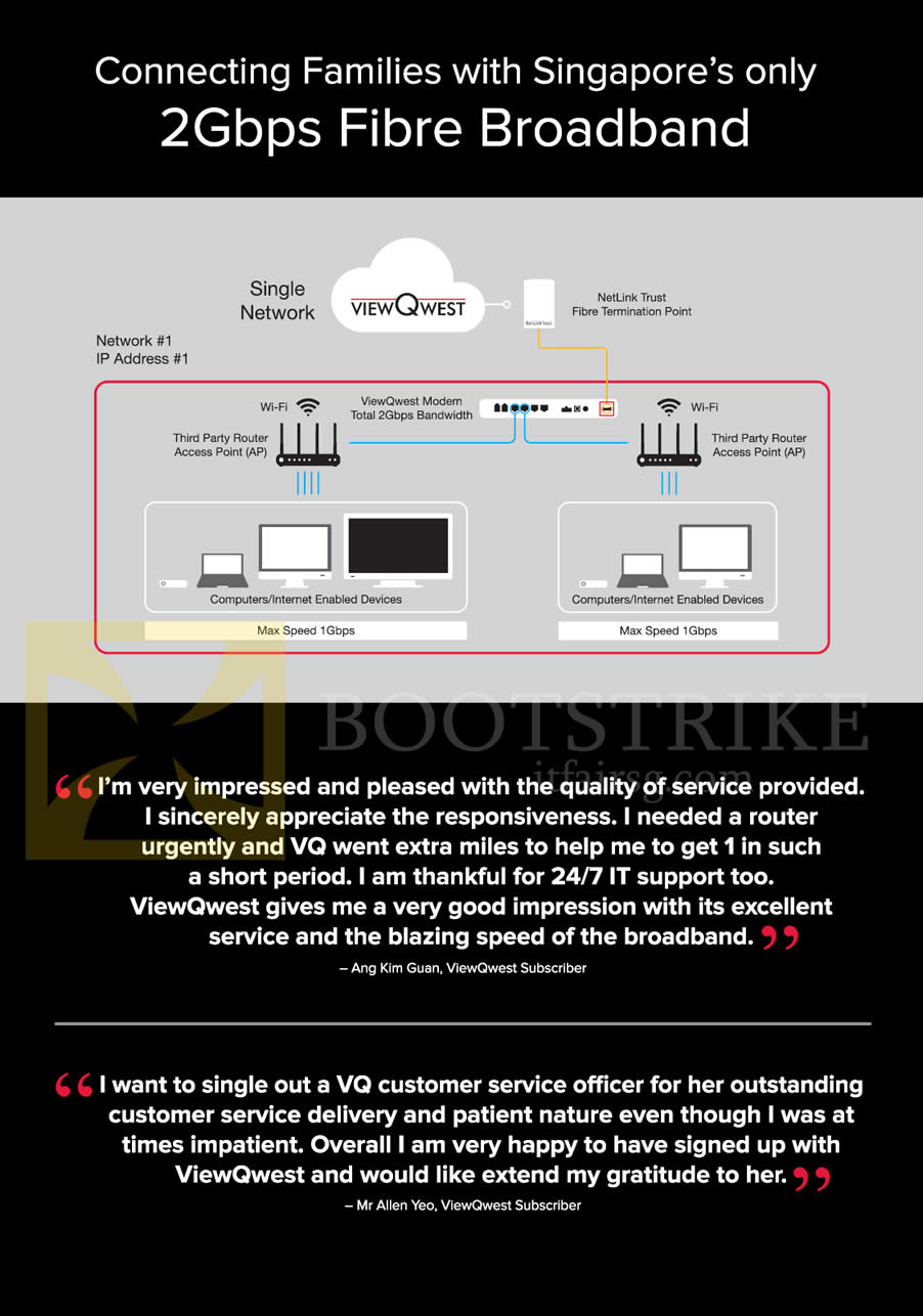 COMEX 2016 price list image brochure of ViewQwest 2Gbps Fibre Broadband
