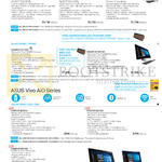 AIO Desktop PCs Zen AIO Pro Z240IC, ZN240IC, ZN220IC, Vivo AIO V230IC, V220, V200 Series