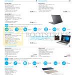 ASUS Notebooks VivoBook K401, K501, X550, X456, X556, E200 Series