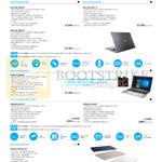 Notebooks VivoBook K401, K501, X550, X456, X556, E200 Series