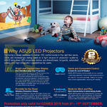 ASUS Projector LED Features