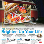 ASUS Projector LED, P3B, B1MR, S1
